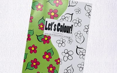 Let's Colour! Colouring book Release!